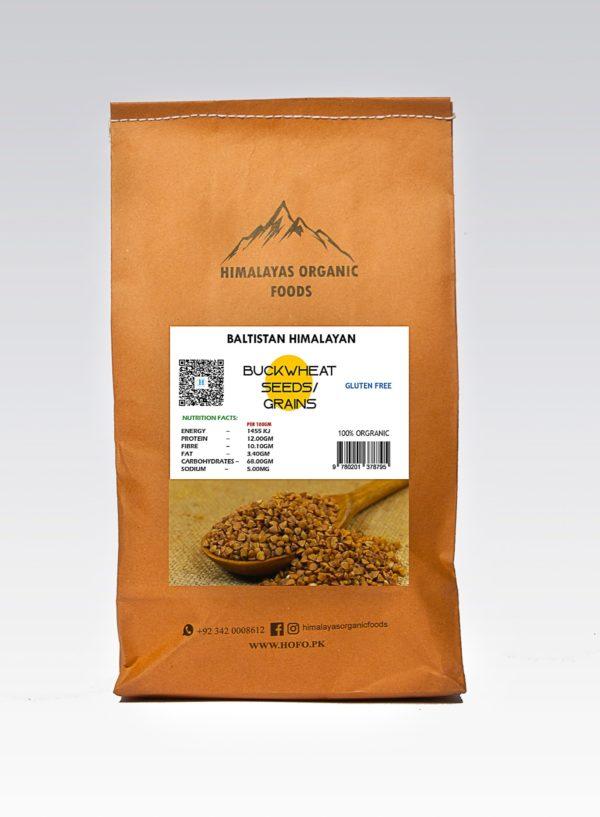 Buckwheat Grains/Seeds